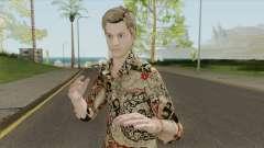 Ethan Winters (Batik Style) V5 для GTA San Andreas