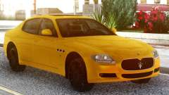 Maserati Quattroporte V30 для GTA San Andreas
