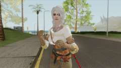 Ciri From The Witcher 3 для GTA San Andreas