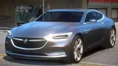2016 Buick Avista Concept V2 для GTA 4