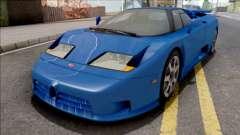 Bugatti EB110 SS (US-Spec) 1992 HQLM