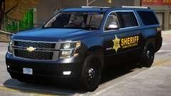 Chevrolet Suburban Police для GTA 4