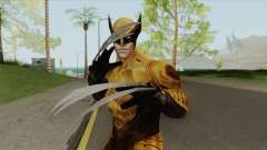 Wolverine With Claws (Marvel NOW) для GTA San Andreas