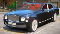 Bentley Mulsanne V1.1 для GTA 4