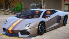Lamborghini Aventador L5 для GTA 4