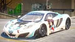 McLaren MP4 PJ6 для GTA 4