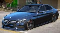 Mercedes Benz C250 V2 для GTA 4