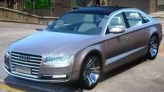 Audi A8 V2 для GTA 4