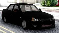 Lada Priora Переделка для GTA San Andreas