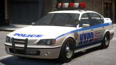 NYPD Police Liveries для GTA 4