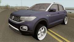 Volkswagen T-Cross для GTA San Andreas