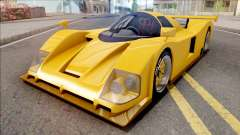 GTA V Annis S80RR IVF для GTA San Andreas