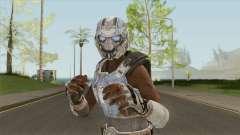 COG Female (Gears Of War 4) для GTA San Andreas