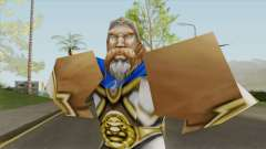 Uther V1 (Warcraft III RoC) для GTA San Andreas