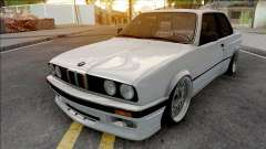 BMW 320i E30 Widebody для GTA San Andreas