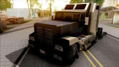 Roadtrain Estilo Rutas Mortales для GTA San Andreas