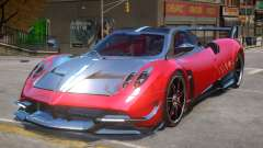2016 Pagani Huayra BC для GTA 4