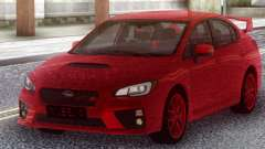 Subaru WRX STI 2017 Red Original для GTA San Andreas
