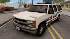 Chevrolet Suburban 1992 Hometown Police