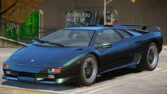Lamborghini Diablo для GTA 4