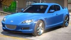 Mazda RX-8 Improved для GTA 4