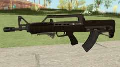 Bullpup Rifle (With Grip V1) GTA V для GTA San Andreas