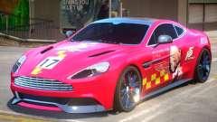 Haru Okumura Aston Martin для GTA 4