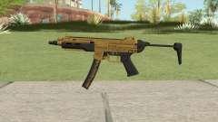 SMG Flashlight V3 (Luxury Finish) GTA V для GTA San Andreas