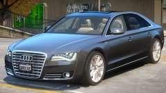 Audi A8 V1.2 для GTA 4