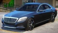 Mercedes Benz S500 V1.2 для GTA 4