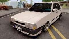 Tofas Dogan SLX White для GTA San Andreas