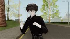 Kaneki Black Reaper (Tokyo Ghoul) V2 для GTA San Andreas