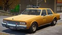 Chevrolet Caprice Taxicar