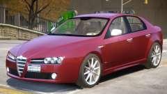 Alfa Romeo 159 TI V2 для GTA 4