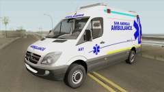 Mercedes-Benz Sprinter (San Andreas Ambulance) для GTA San Andreas