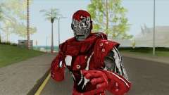 Iron Man 2 (Silver Centurion) V2 для GTA San Andreas