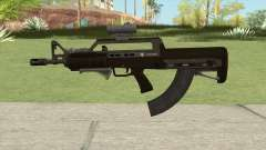 Bullpup Rifle (Three Upgrades V2) GTA V для GTA San Andreas