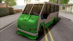 Chevrolet Alfa Microbus для GTA San Andreas