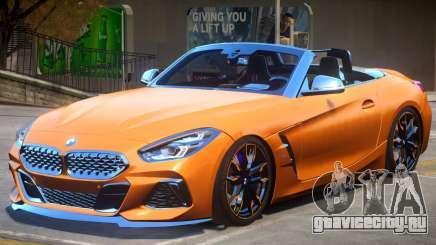 BMW Z4 2019 V2 для GTA 4