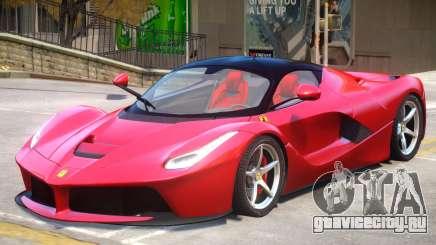 LaFerrari Improved для GTA 4