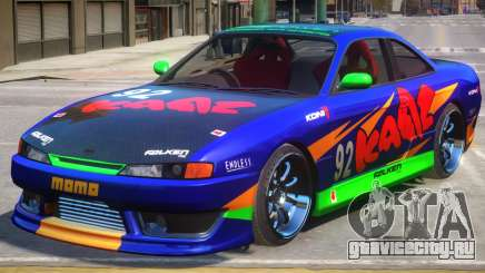 Nissan Silvia PJ1 для GTA 4