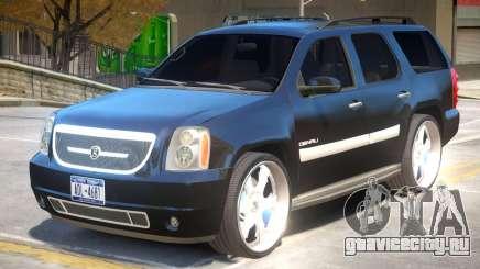 GMC Yukon для GTA 4