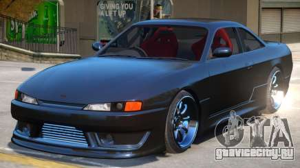 Nissan Silvia V2 для GTA 4