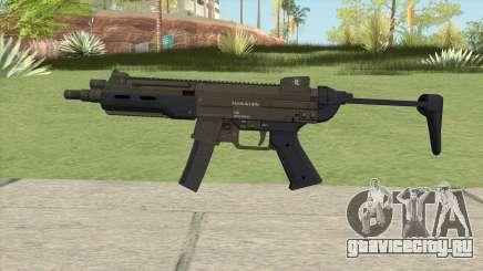 Hawk And Little SMG (Base V1) GTA V для GTA San Andreas
