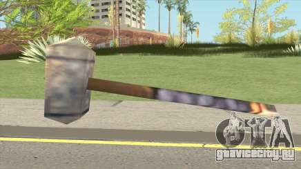 Arthas Hammer (Warcraft III RoC) для GTA San Andreas