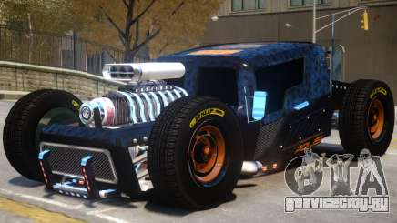 Police Hot Rod V2 для GTA 4