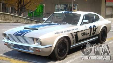 Dewbauchee Rapid GT PJ4 для GTA 4