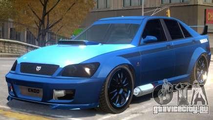 New Sultan RS V2.1 для GTA 4