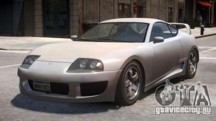 Dinka Jester Revised V2 для GTA 4