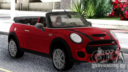 MINI John Cooper Works Convertible 2018 для GTA San Andreas